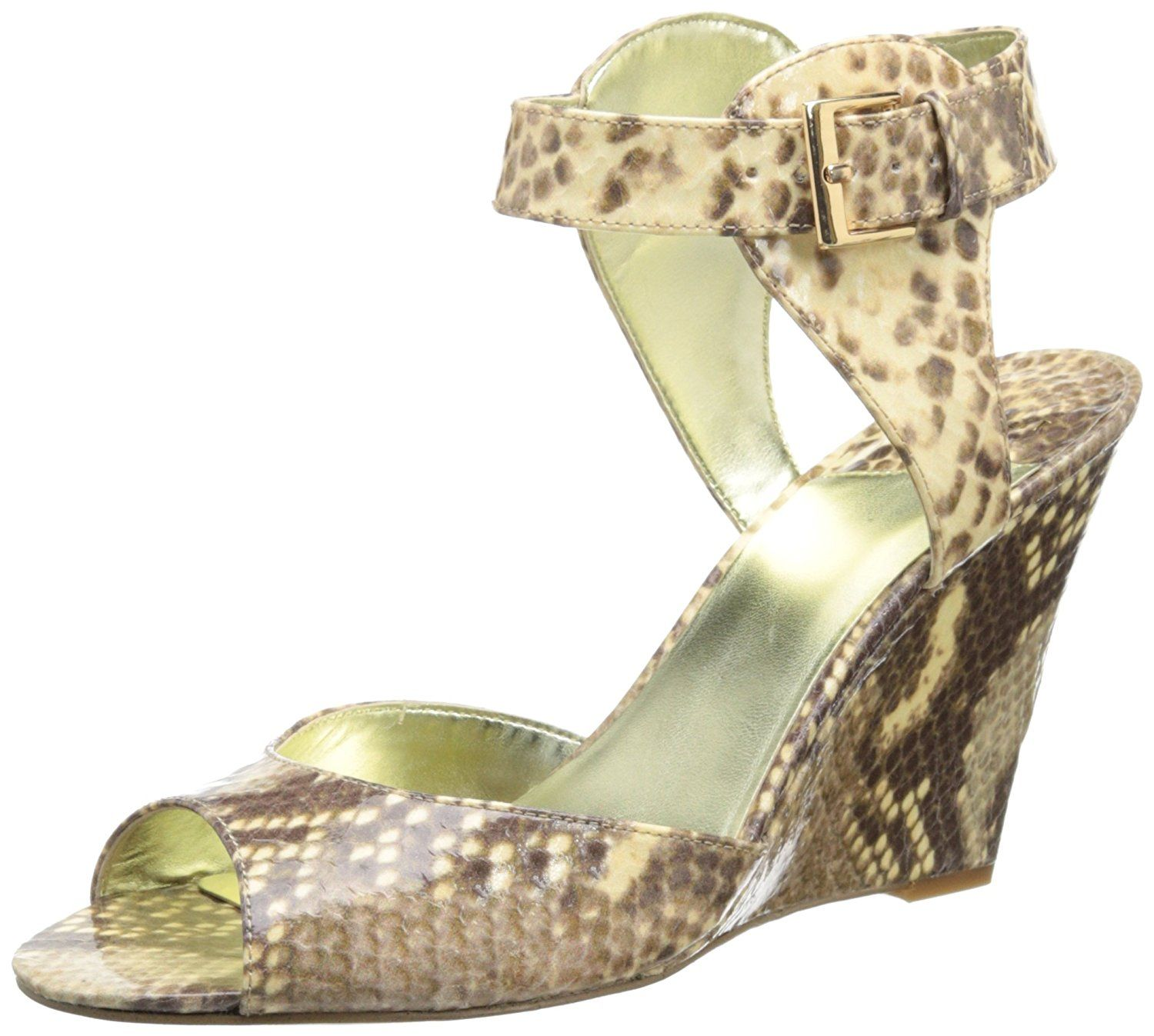 2dfc15f36f64 Nine West Women s Misscharm Wedge Sandal -- Check out this great image   Wedge  sandals