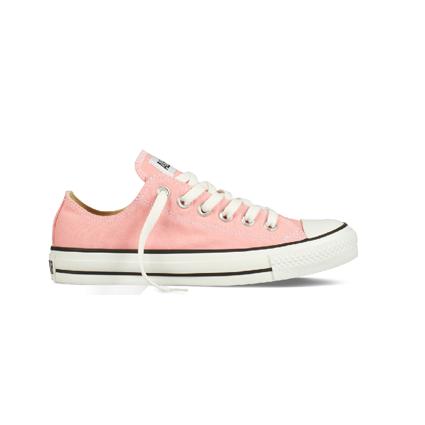shoes converse color light pink