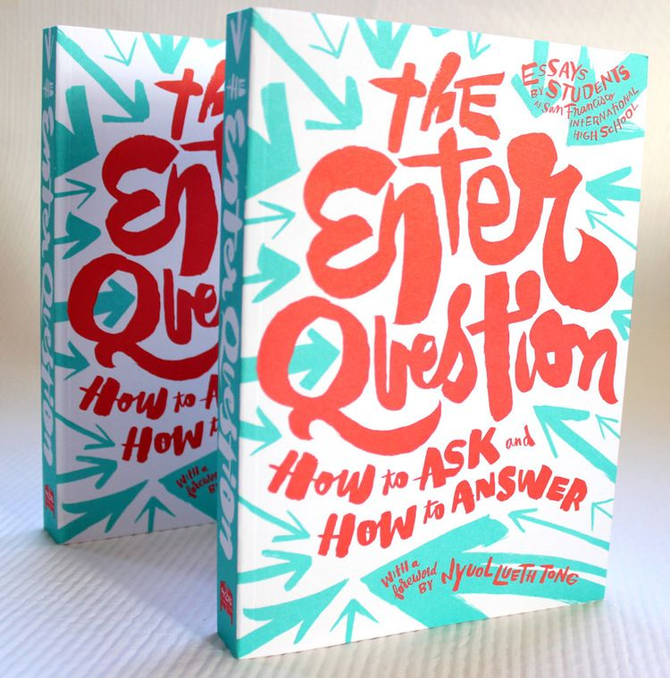 Book Cover Design Questions ~ The enter question book cover design covers