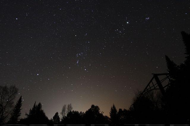 Starry Sky by Aaron Top, via Flickr