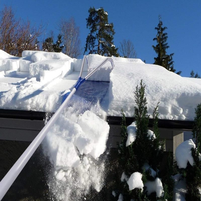 Snow On Roof Removal In 2020 Snow Removal Snow Images Snow Removal Services
