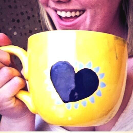 I NEED to make one of these! #heartsunshine
