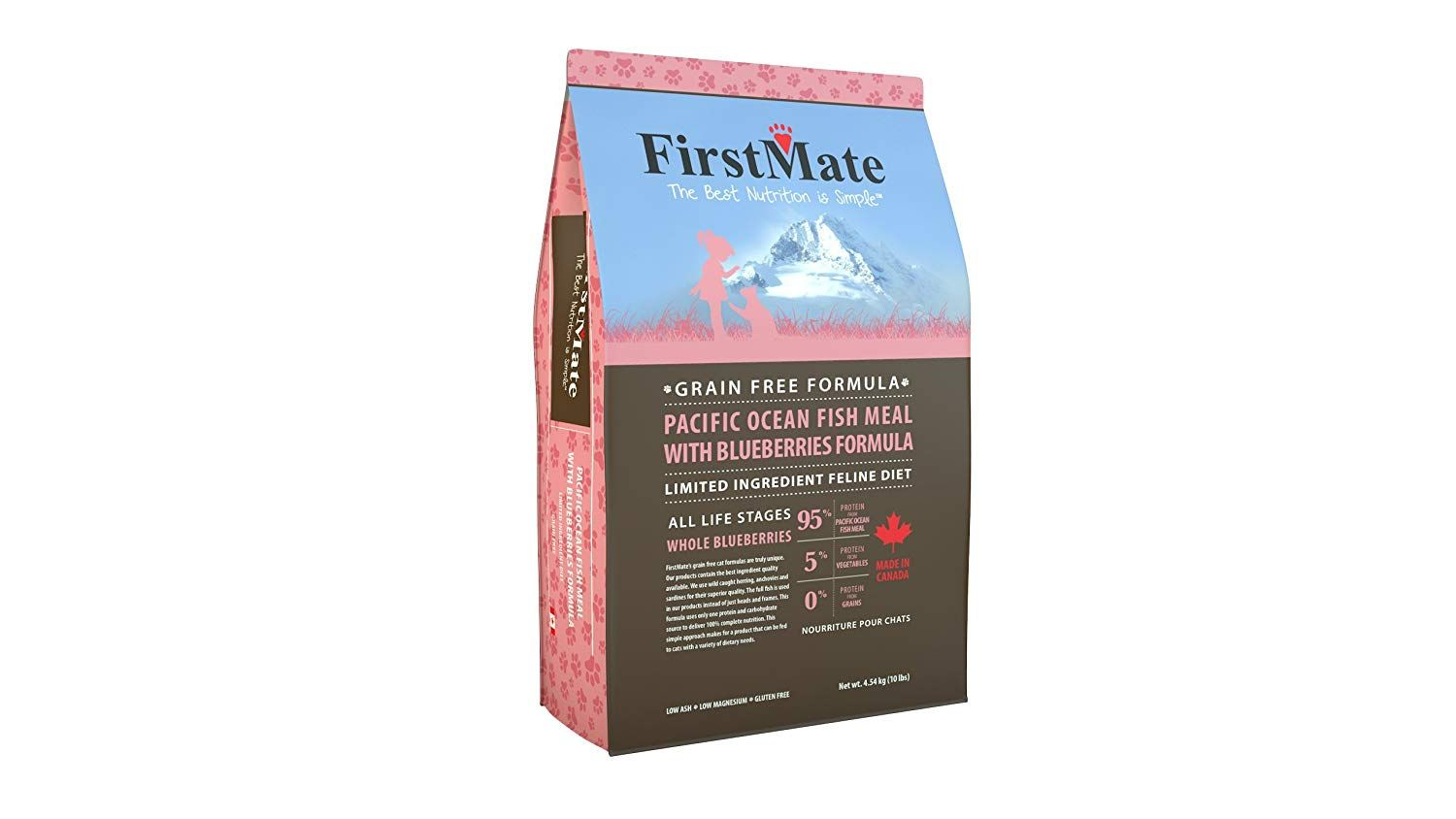 Firstmate Pet Foods Renaissance Grain Free Cat Food With