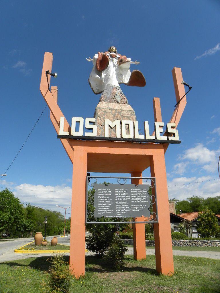 Los Molles, San Luis, Argentina