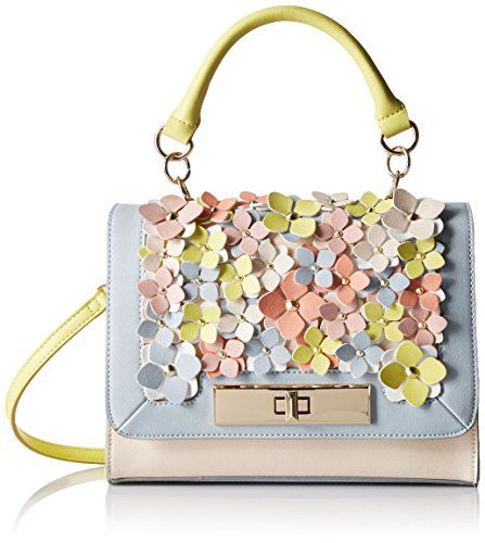 d0b17356254 Aldo Game Top Handle Bag...The intricate flower work gives a classy  look...For  50
