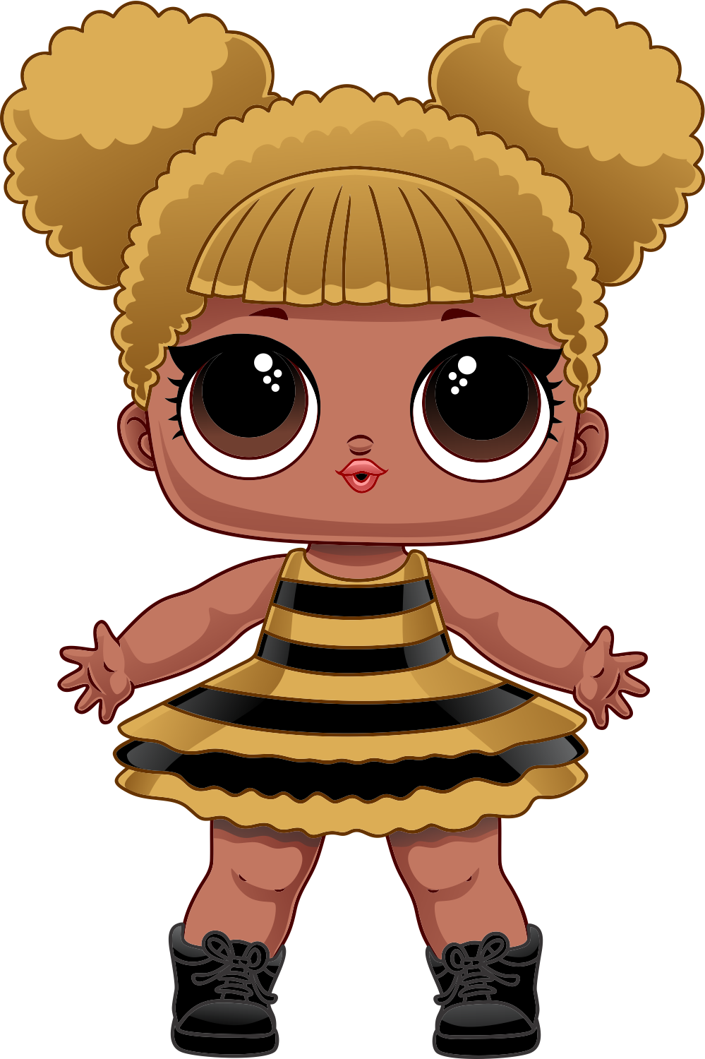100 Lol Surprise Vectors In Cdr Png And Svg Lol Dolls Cute Cartoon Drawings Lol Doll Cake