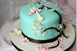 Mom's Day Cake Decorating Ideas