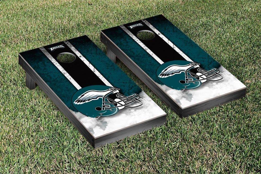 Philadelphia Eagles NFL Cornhole Boards Vintage Version #cornhole ...