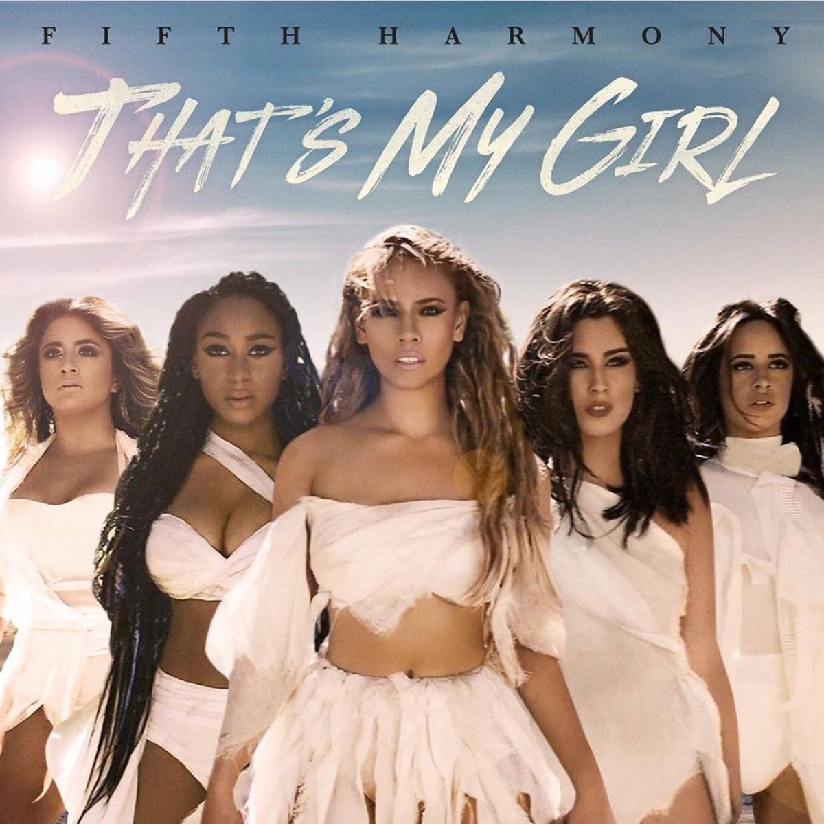 Fifth Harmony – That's My Girl (single cover art)