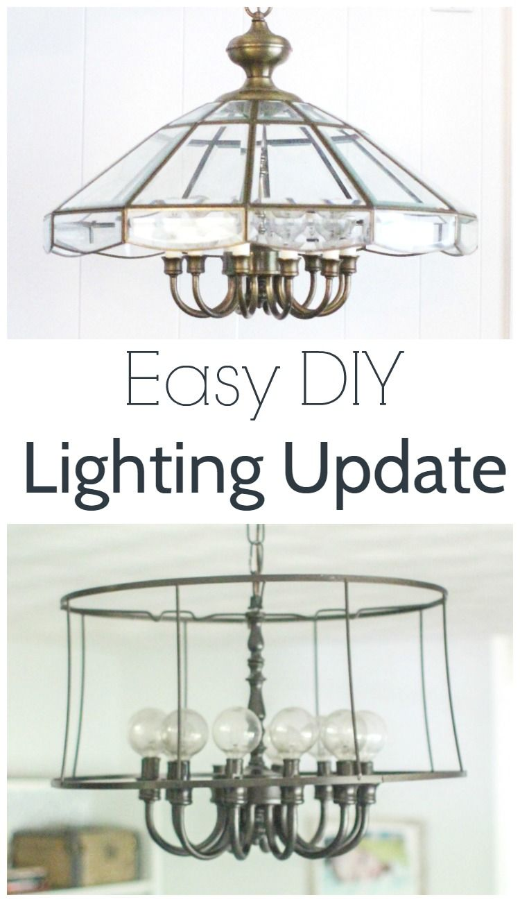 Diy industrial light fixture simple inexpensive light fixture this easy upcycled light only took 20 and a few hours to make
