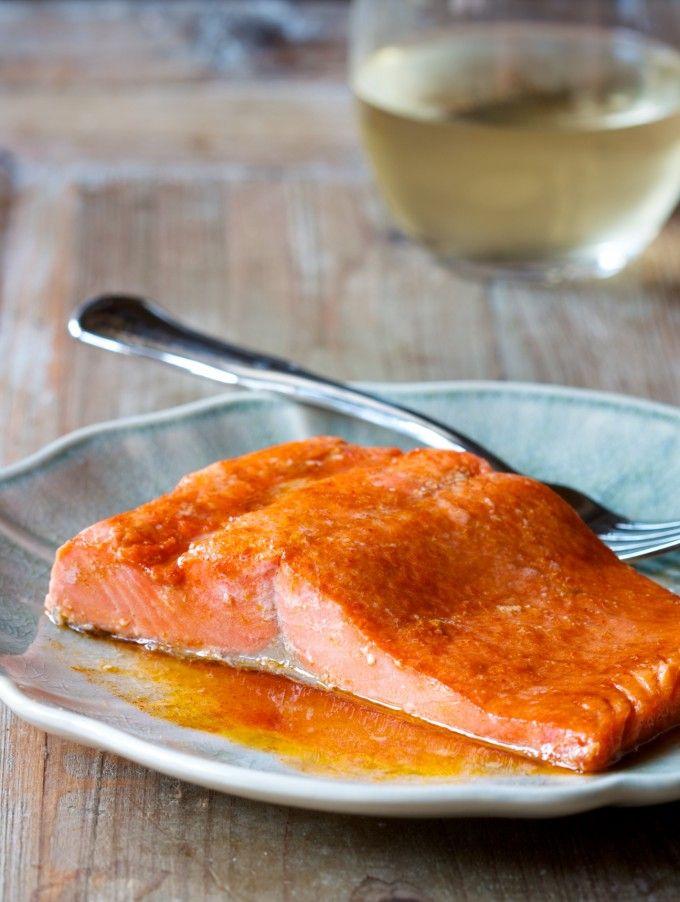 [The Recipe ReDux] Simple Smoked Paprika Salmon