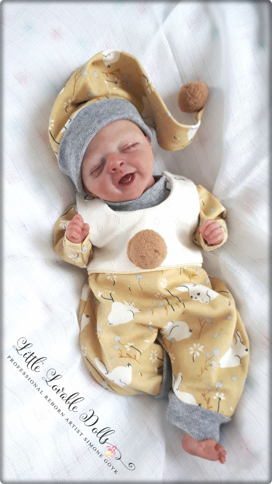 Mini Reborn Baby Salia Bausatz Olga Auer Reborn Babies Reborn Baby Dolls Baby Dolls