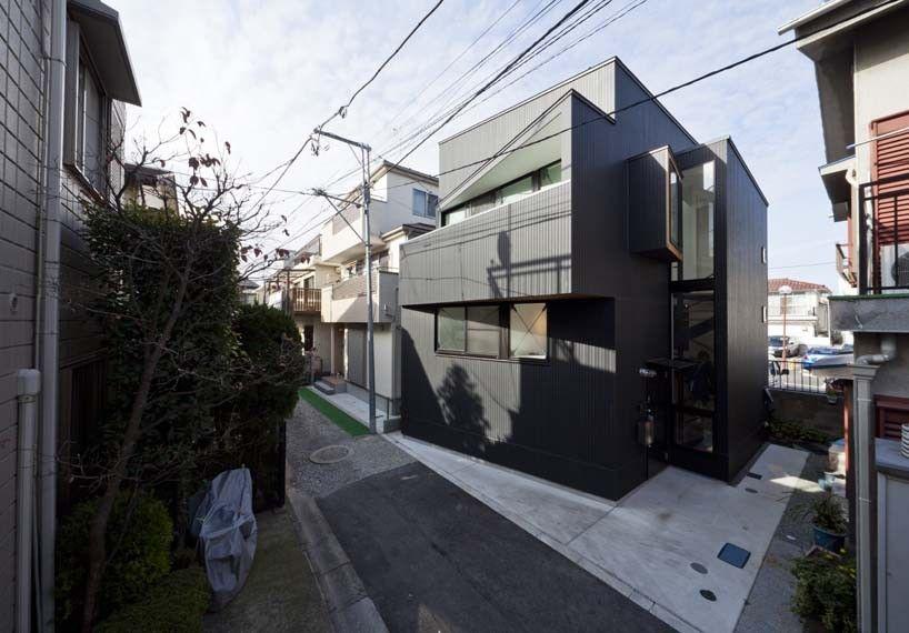 Galería de Casa en Shimomaruko / atelier HAKO architects - 6