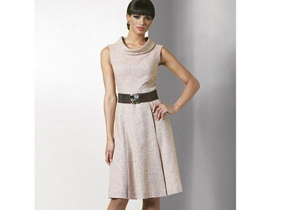 Schnittmuster Vogue 8667 Kleid - Vogue Schnittmuster Kleider - im ...