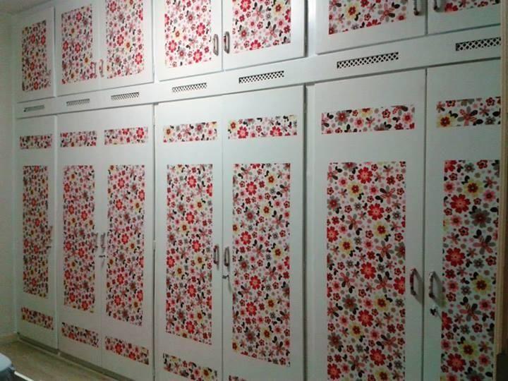portas armarios revestidas tecidos - Pesquisa Google · Papel ContactCreative ...