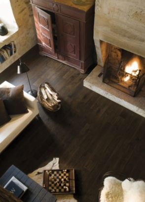 Quick Step Andante Dark Oak Effect Laminate Flooring There Is No
