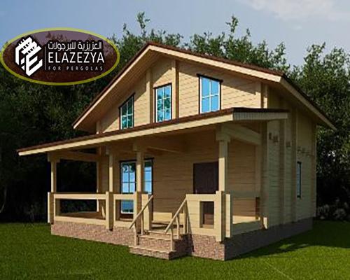 تكلفة بناء بيوت خشبية في مصر بأسعار رخيصة العزيزية للبرجولات In 2021 Outdoor Structures Outdoor Structures