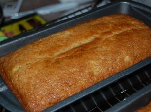 Banana Mochi Bread Recipe Japanese Dessert Mochi