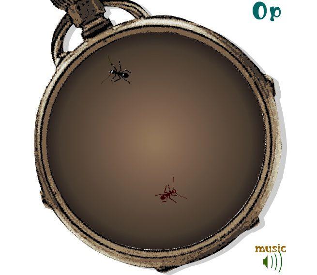 Lucha de hormigas! no dejes que la hormiga venenosa te atrape! http://mundobanana.com/Ant-arena-10001700.html