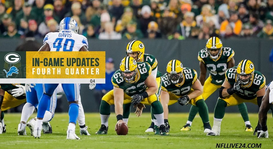 Packers vs Lions Live Stream Game Free Watch Green Bay Packers vs Detroit  Lions live streaming e79b27bab