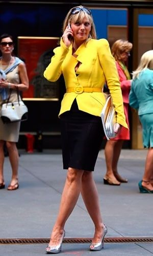 How to Get The Iconic Samantha Jones Style | Fashion Style