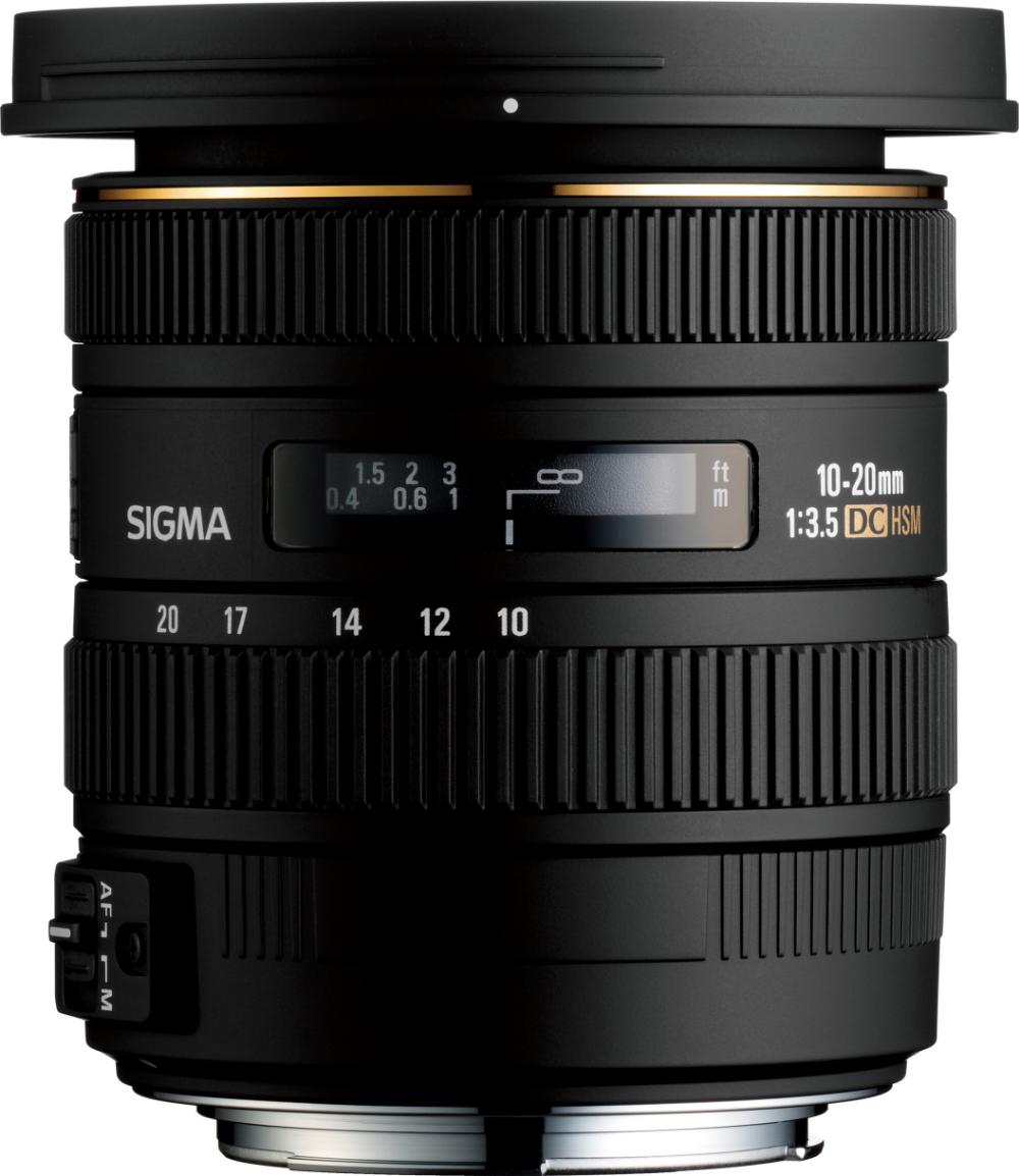 10 20mm F3 5 Ex Dc Hsm Nikon Digital Slr Wide Angle Lens Canon Digital Slr Camera