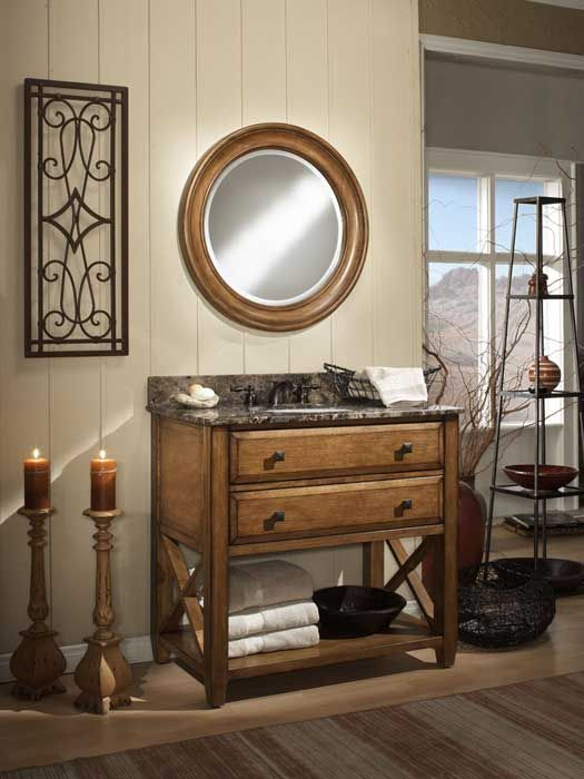 Bathroom Vanities Made With Dovetail Drawers Bathroom
