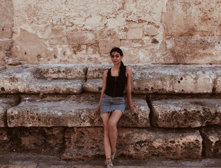 #sicilytravel #sicily #sicilia #italianfood #italiangirl #ortigia #inspogirl