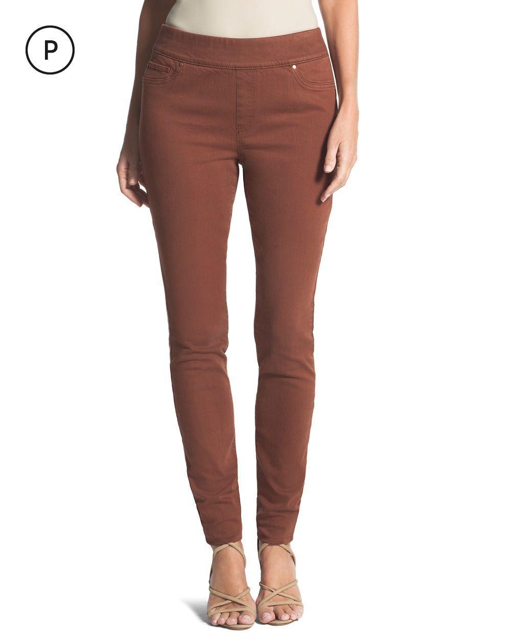 76fcb72153ca0 Chico's Women's So Perfect Petite Leggings | Products | Leggings ...
