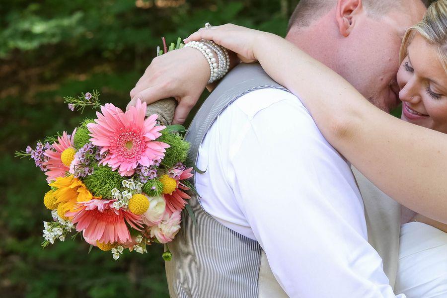 Brittany + Bryan's Country Chic Wedding