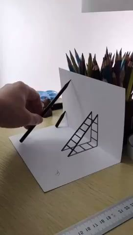 How to draw a simple Illusion