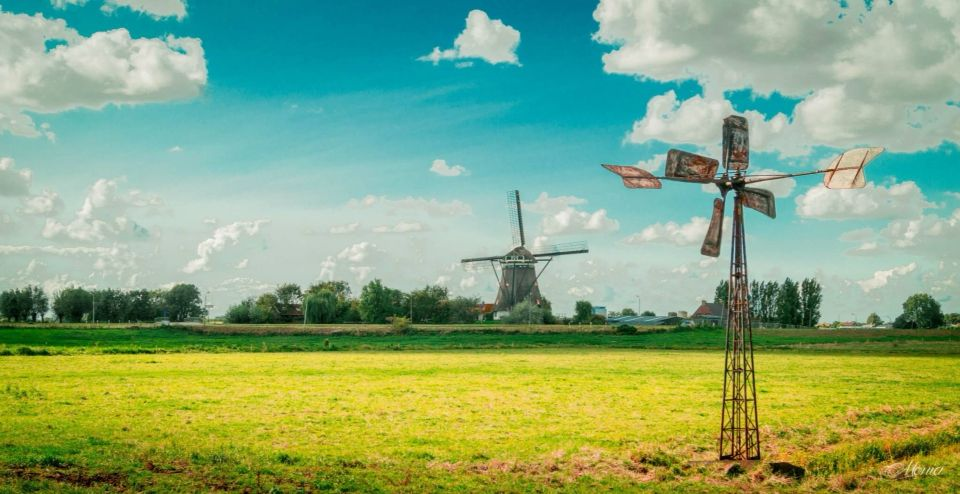 Near Rotterdam, Holland