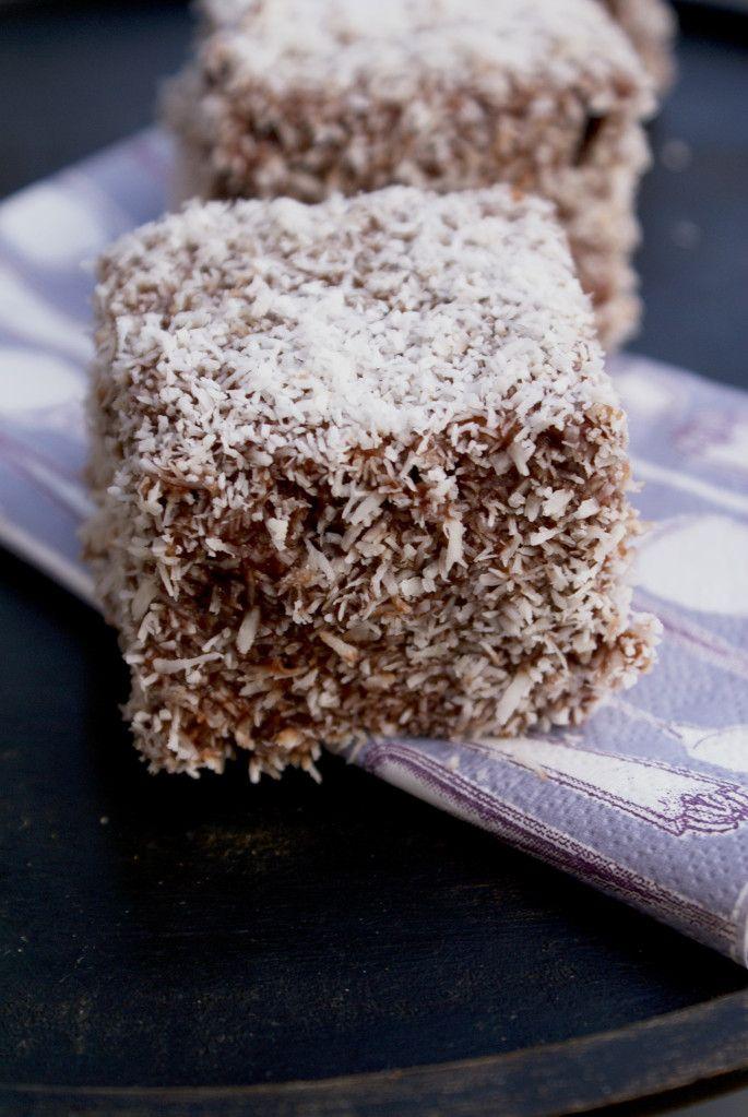 Croatian lamingtons or cupavci are made with sponge cake custard croatian lamingtons or cupavci are made with sponge cake custard chocolate and coconut bosnian recipesbosnian foodcroatian forumfinder Choice Image