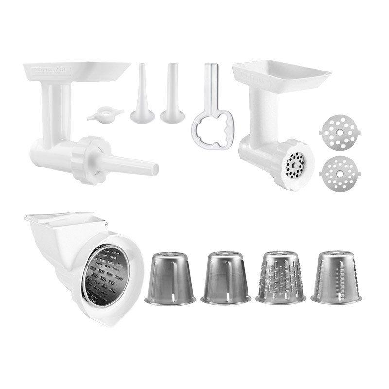 Kitchenaid kgssa stand mixer attachment pack 2