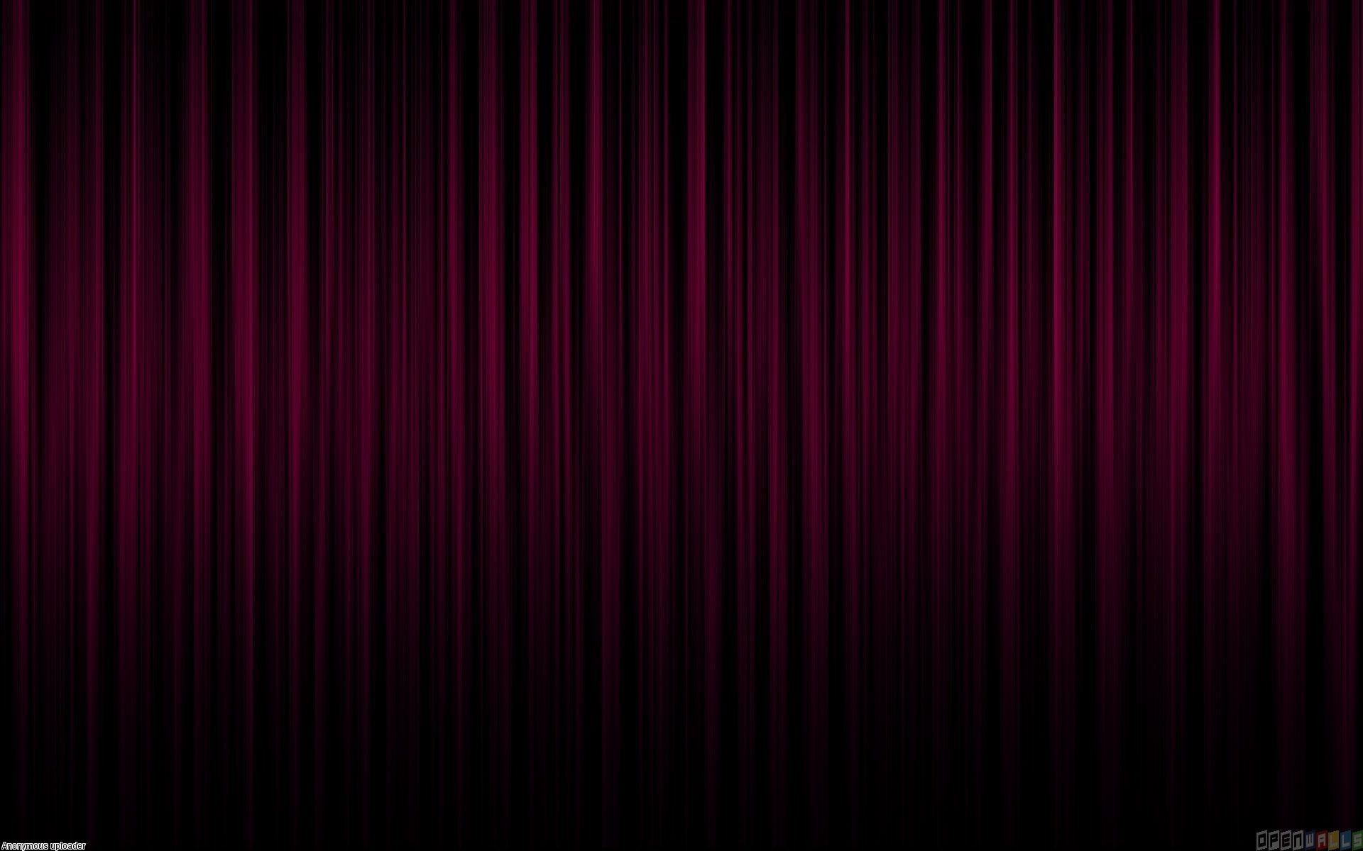 Red velvet curtain wallpaper - Red Curtain