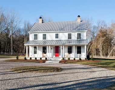 The Greenest Homes In The Country New World Home Blog Prefab Homes Modular Homes Colonial Farmhouse