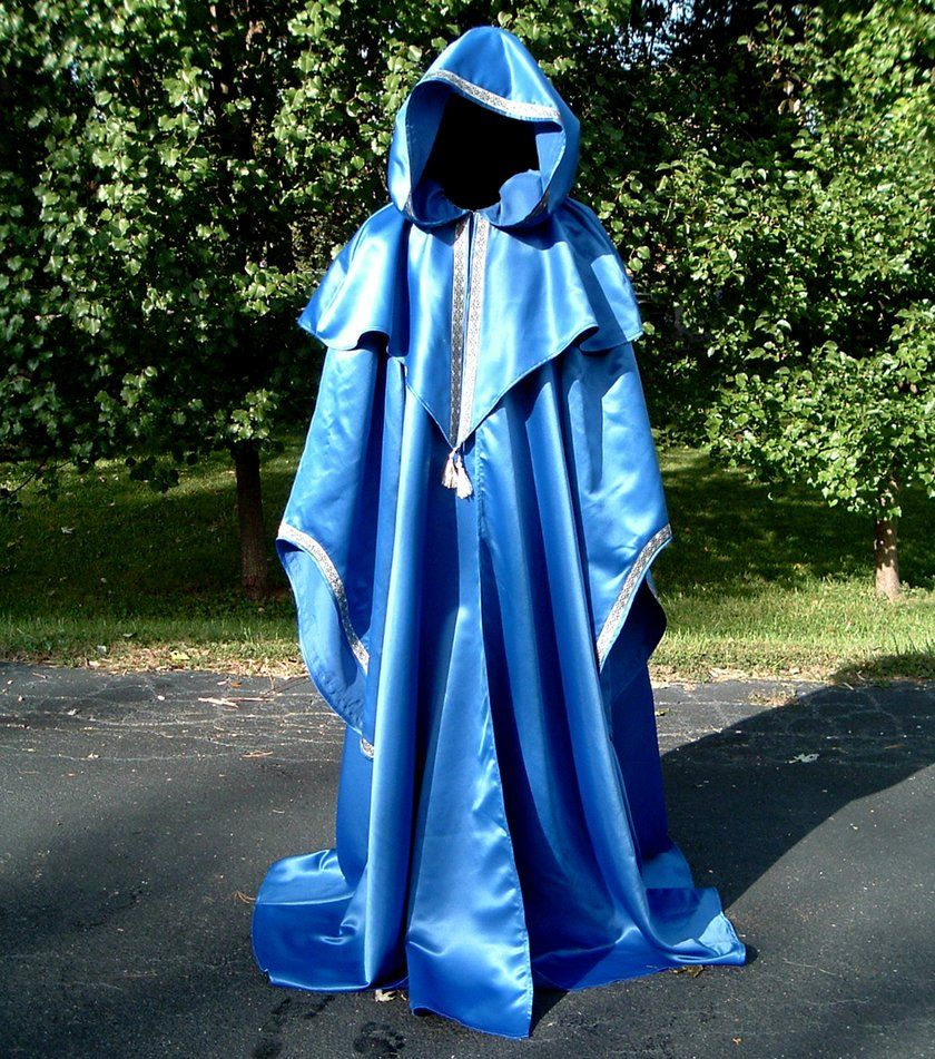custom order for a gentleman quite tall actually royal blue