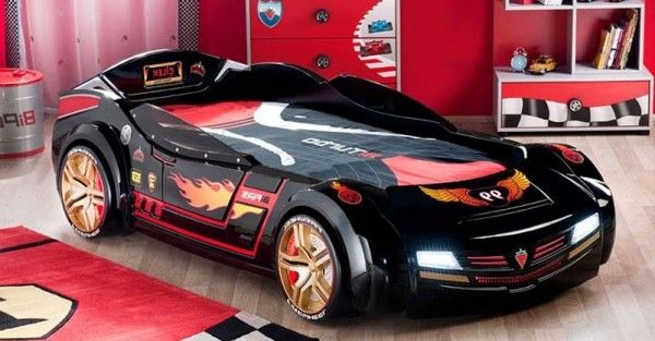 cool children car beds for toddler boy bedroom design ideas modern hot wheel child car - Hot Bedroom Designs