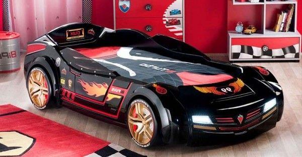 Best Cool Children Car Beds For Toddler Boy Bedroom Design 400 x 300