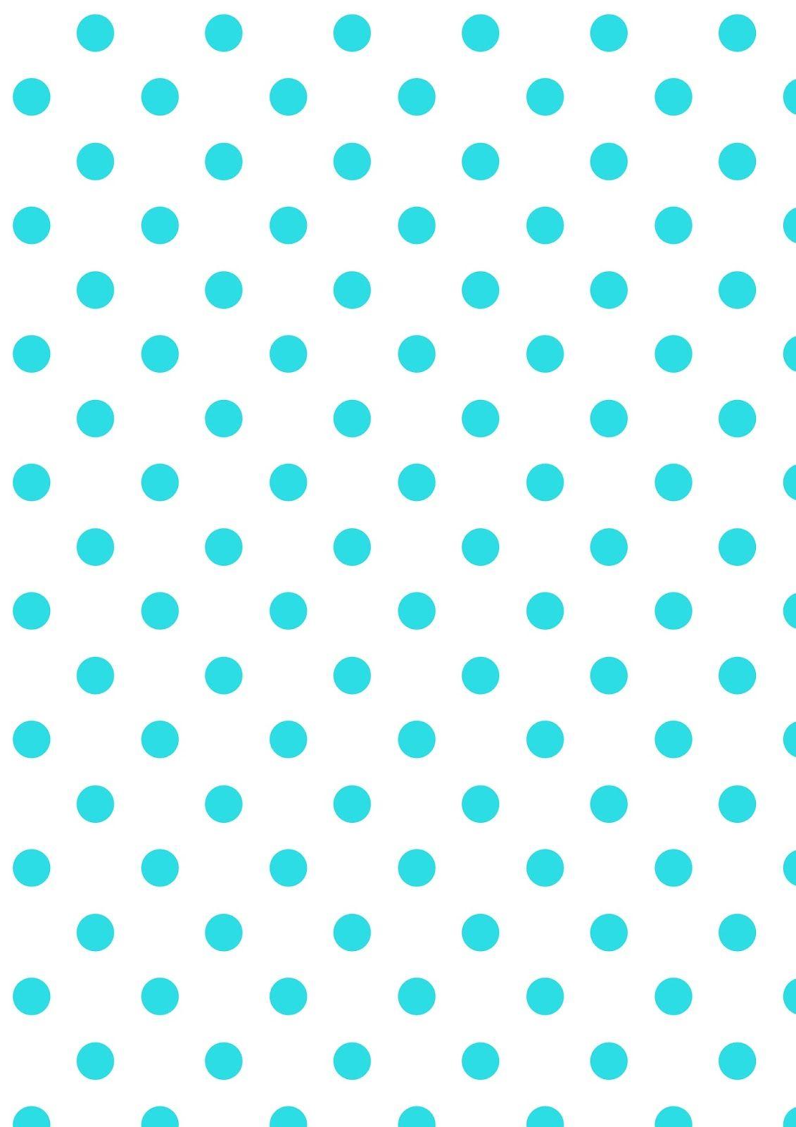 Free digital polka dot scrapbooking papers - ausdruckbare ...