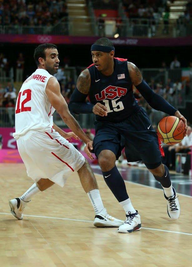 Juegos Olímpicos: Galería De Imágenes USA Team Vs Túnez  #JJOO #USATeamBasketball