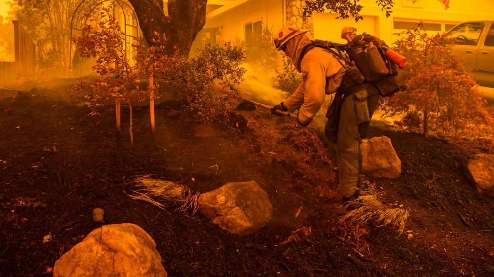 California to Protect Insurance Policies in Wildfire Areas