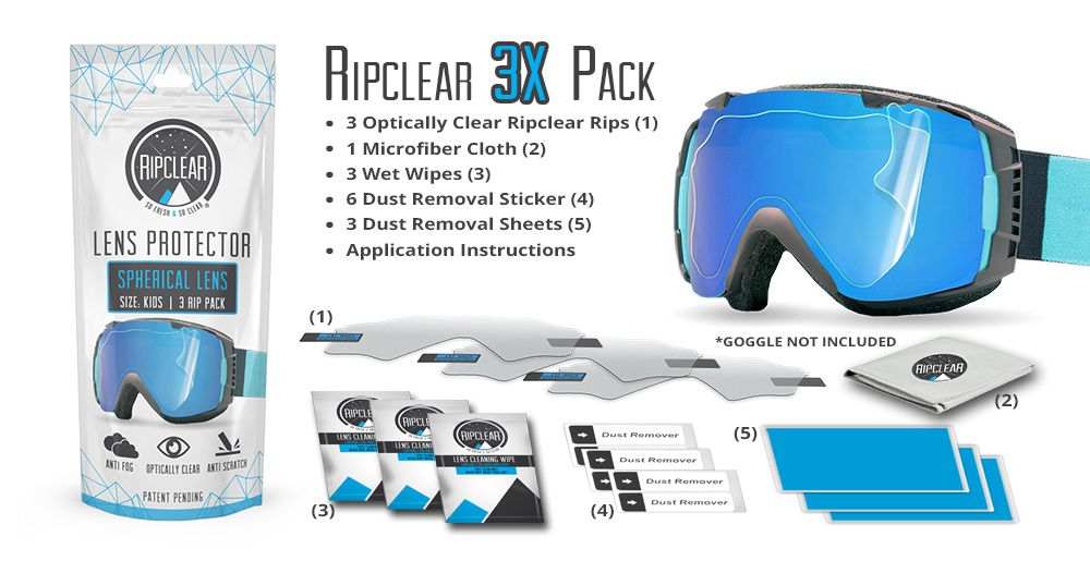 b76b6ba0c7 Ripclear Lens Protectors are a simple   optically correct application that  is applied to the outside of your lens that will keep your lenses crystal  clear ...