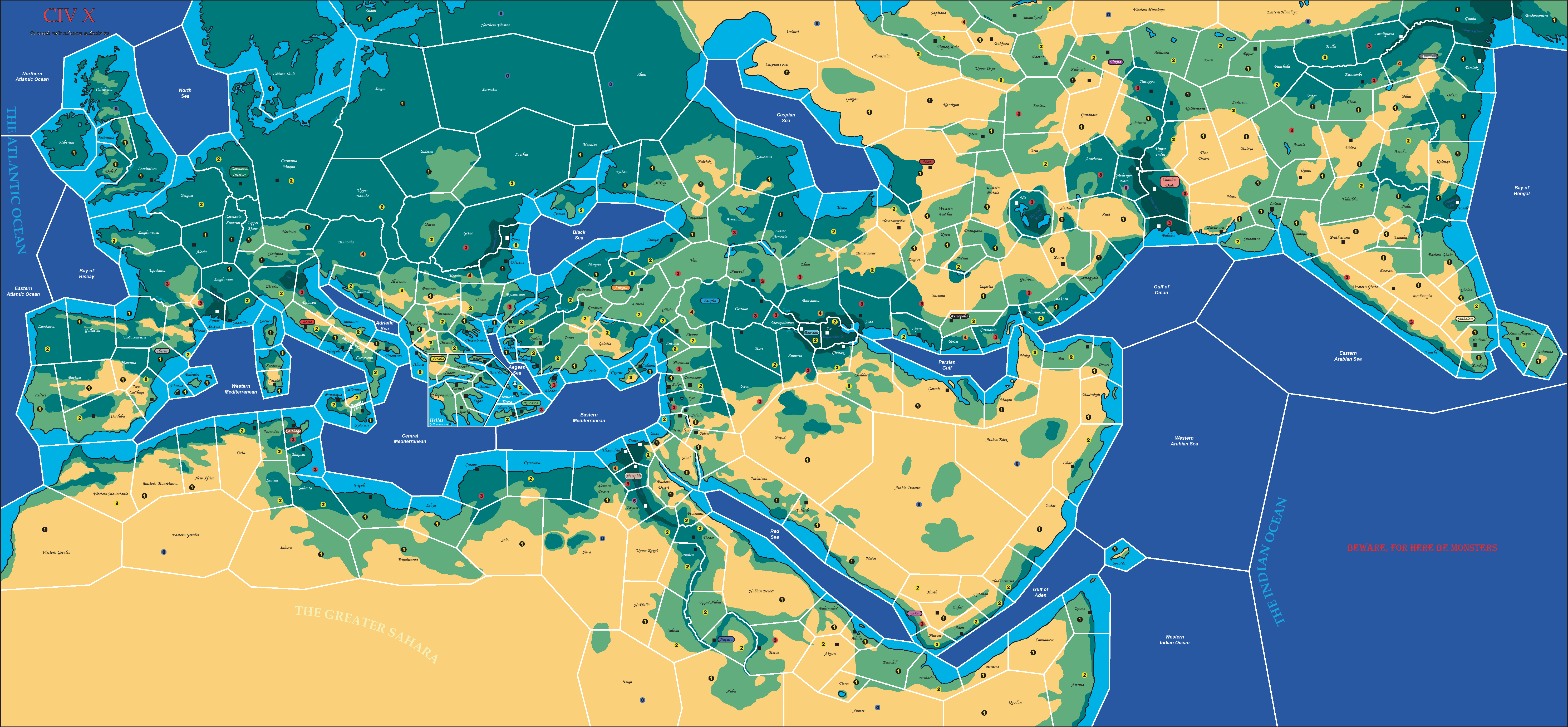 A very large civilization board game map click to see image a very large civilization board game map click to see image gumiabroncs Gallery