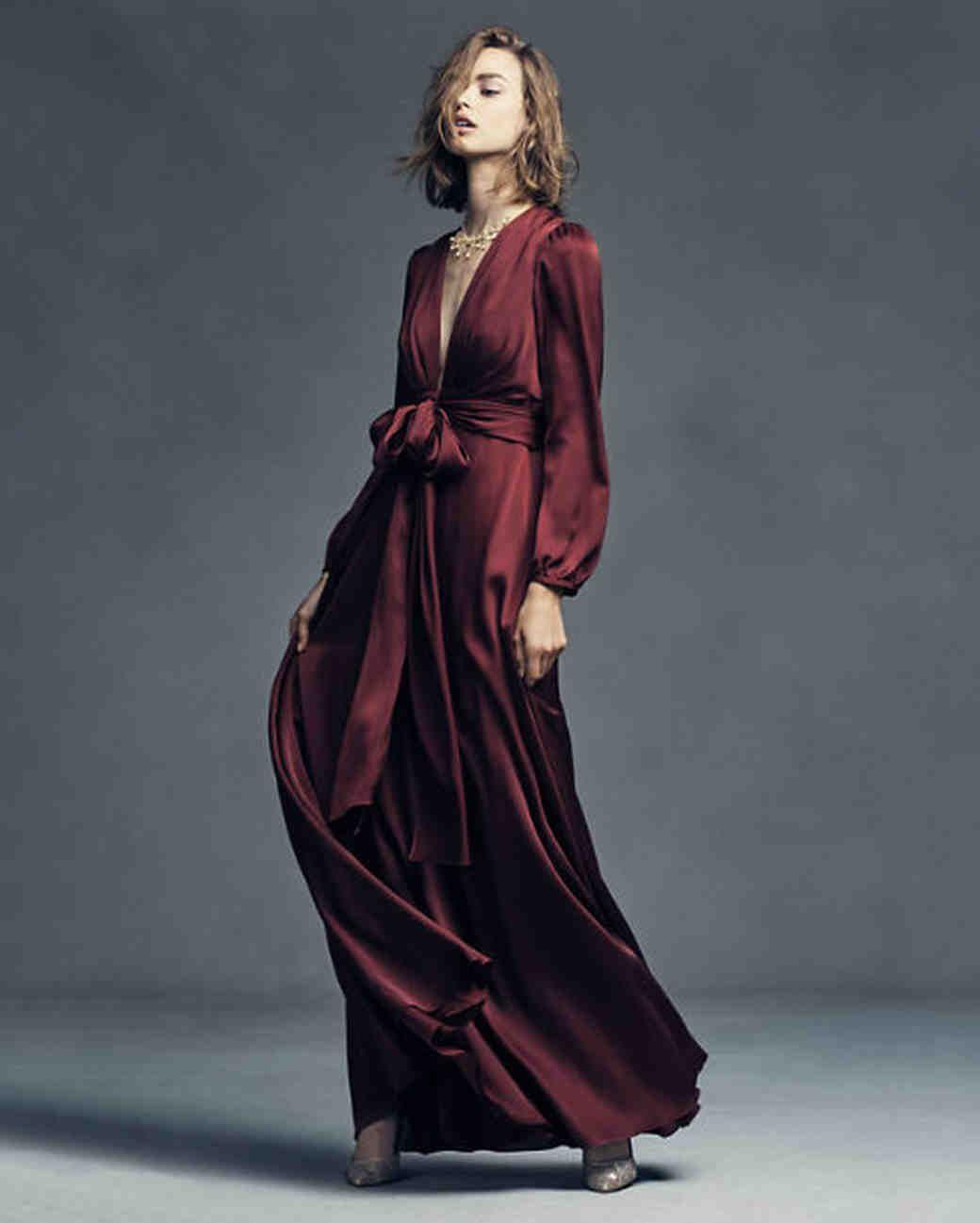 Burgundy Bridesmaid Dresses | Dress me pretty | Pinterest | Choices ...