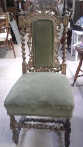 Cool Antique Carved Chairs Chairs Recliners Kingston Creativecarmelina Interior Chair Design Creativecarmelinacom