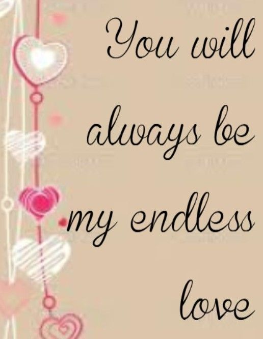 Luther Vandross - Endless Love I will always love this