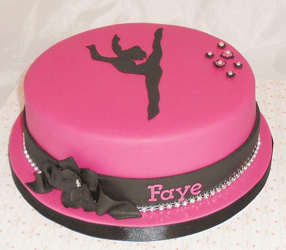 Lyrical Dance Cake Cakes Pinterest Dance Cakes Cake