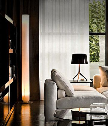 Flos Stylos Floor Lamp 冰柱 立燈   Floor lamp and Interiors
