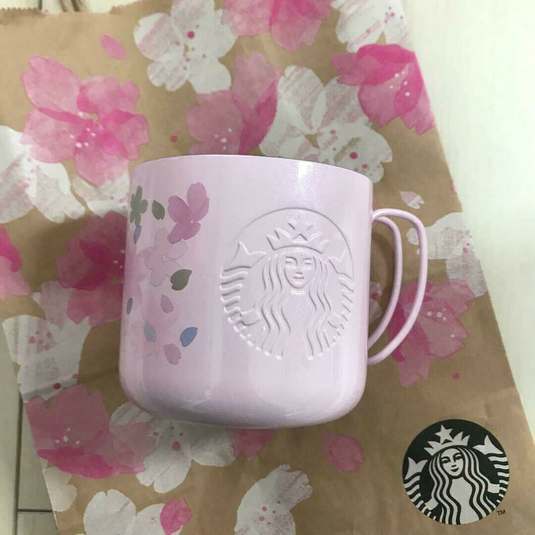 """2019 STARBUCKS JAPAN /""""You Are Here Collection/"""" Autumn Stainless Tumbler 473ml"""